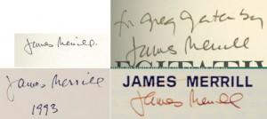 Merrill signature